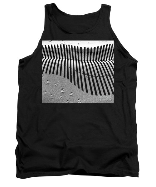 Shadows In The Sand Tank Top