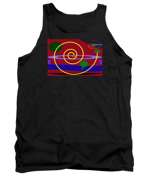 Shapes And Sizes Tank Top by Tina M Wenger
