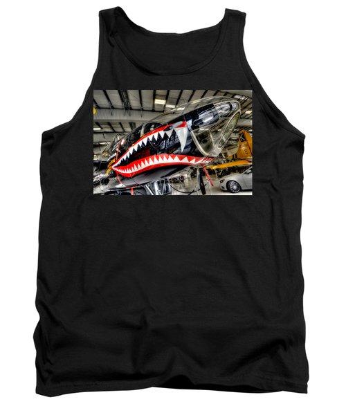 Shark Bite Tank Top