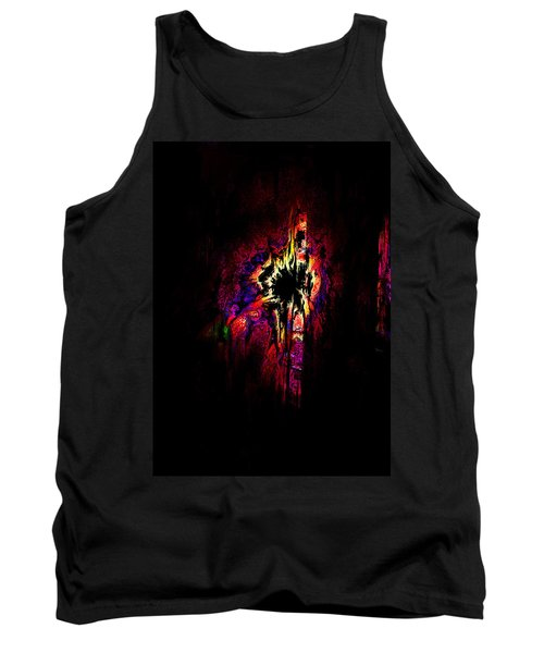 Shattered Dreams Tank Top