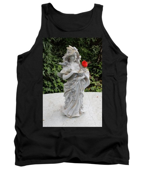 She Includes The Rose Tank Top