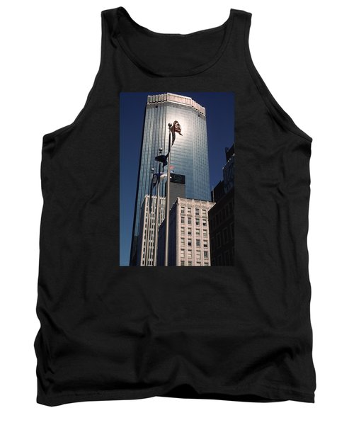 Shimmering Ids Tank Top