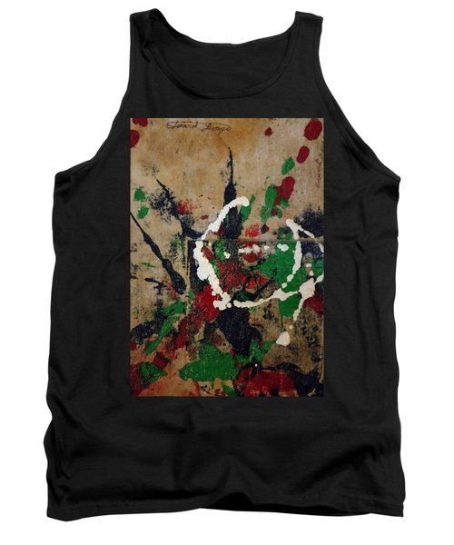 Shirt Pocket Tank Top