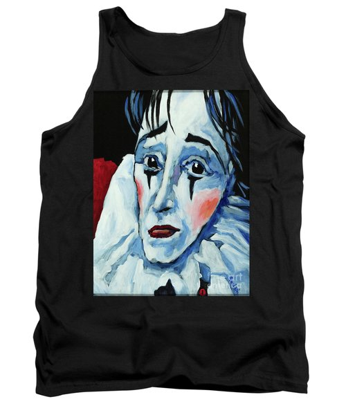 Show Must Go On Tank Top