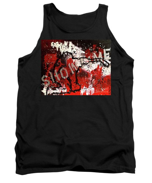Showtime At The Madhouse Tank Top