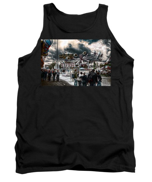 Sideshow Alley Tank Top