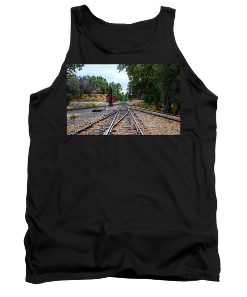 Sierra Railway Tank Top