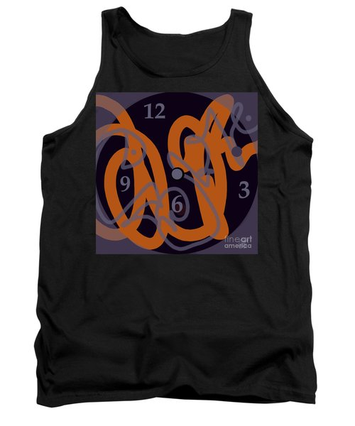 Sign Of Our Times Tank Top by Carol Jacobs