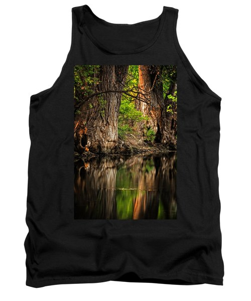 Silent River Tank Top