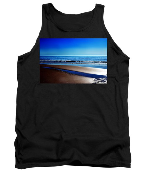 Silent Sylt Tank Top by Hannes Cmarits