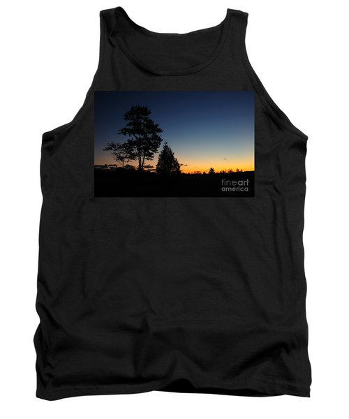 Silhouettes Tank Top