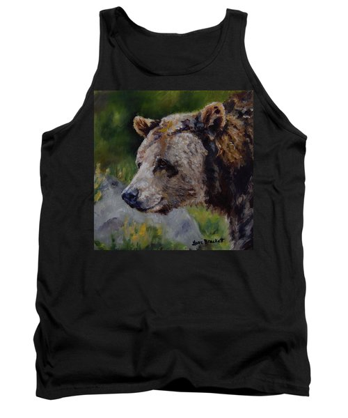 Silvertip Tank Top by Lori Brackett