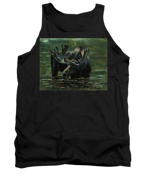 Tank Top featuring the painting Simple Pleasures by Billie Colson