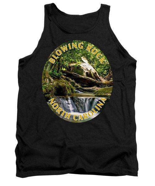 Sims Creek Waterfall T-shirt Tank Top