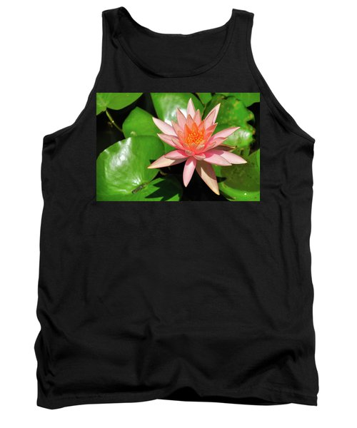 Tank Top featuring the photograph Single Flower by Gandz Photography