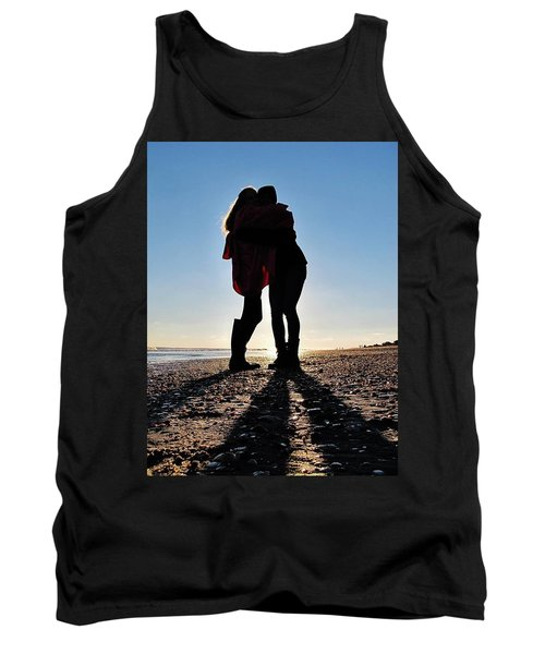 Sisters In The Shadows Tank Top