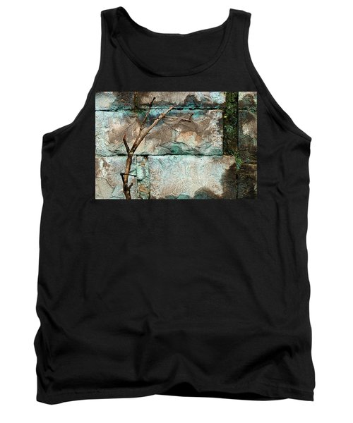 Skc 2510 Worn Out  Tank Top