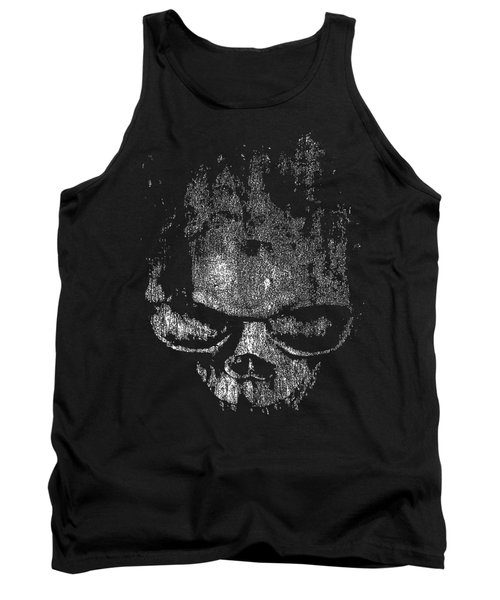 Skull Graphic Tank Top