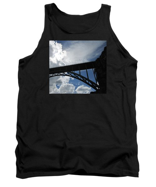 Sky Bridge Tank Top by Jeff Gater