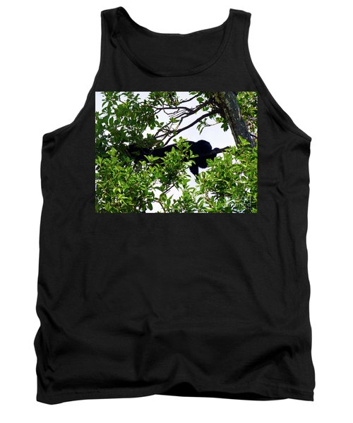 Tank Top featuring the photograph Sleeping Monkey by Francesca Mackenney
