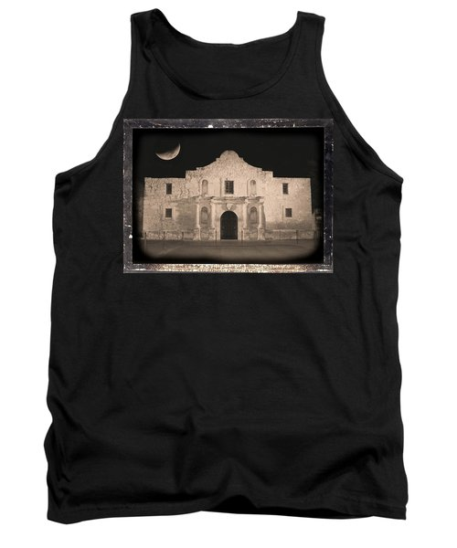 Sleeping Spirit Of The Alamo Tank Top