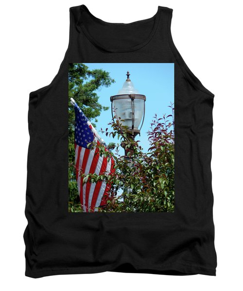 Small Town Anywhere Usa Tank Top