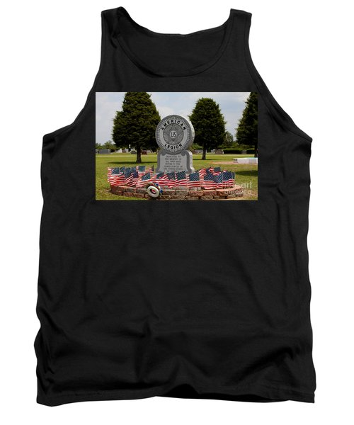 Small Town Tribute Tank Top