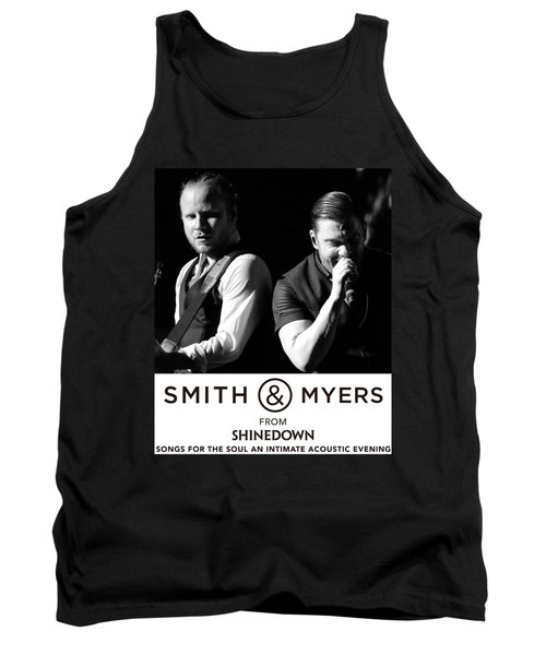 Smith And Myers From Shinedown Acoustic 217 Tank Top