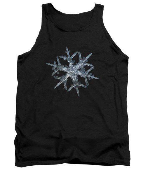 Snowflake Photo - Rigel Tank Top by Alexey Kljatov