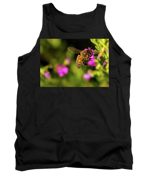 So Many Flowers... Tank Top