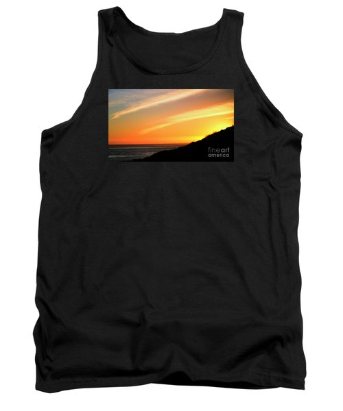 Socal Sunet Tank Top by Clayton Bruster