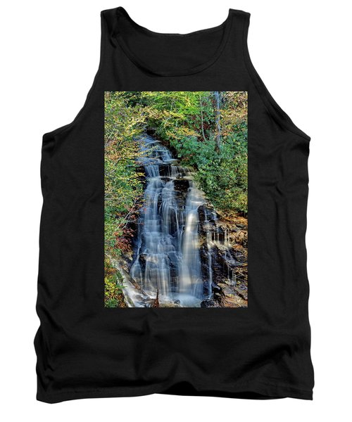Soco Falls In Fall Tank Top