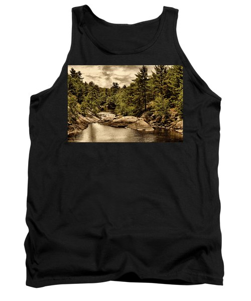 Solitary Wilderness Tank Top