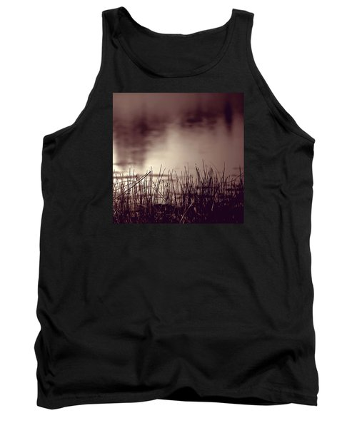 Tank Top featuring the photograph Solitude by Trish Mistric