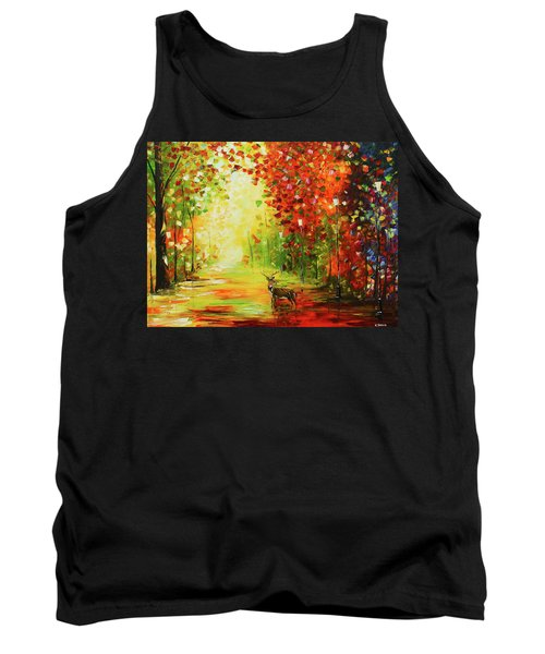 Solo Deer Tank Top