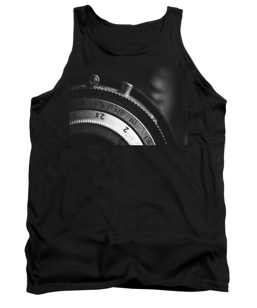 Some Things Are Meant To Be Tank Top by Yvette Van Teeffelen