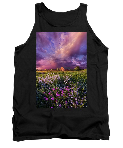 Songs Of Days Gone By Tank Top by Phil Koch