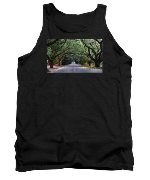 South Boundry Tank Top