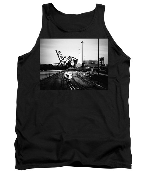South Loop Railroad Bridge Tank Top