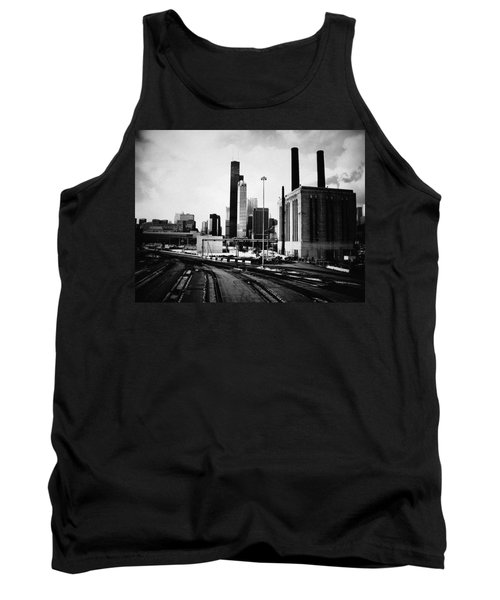 South Loop Railroad Yard Tank Top