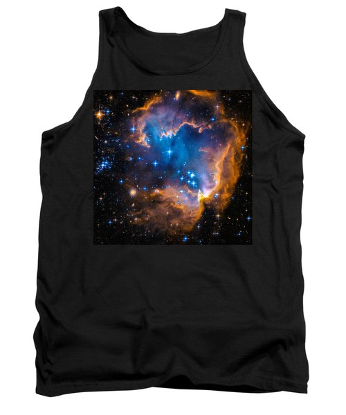 Space Image - New Stars And Nebula Tank Top