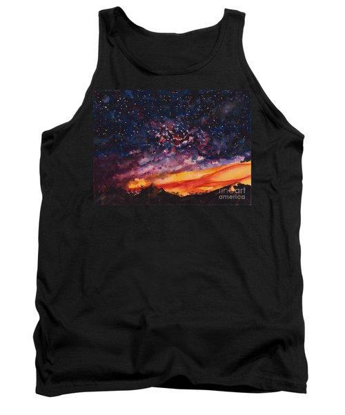 Space Oddity  Tank Top