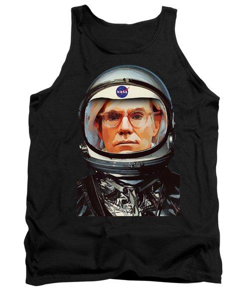 Spacesuit Warhol Tank Top
