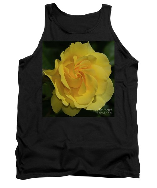 Sparkle And Shine Rose Tank Top