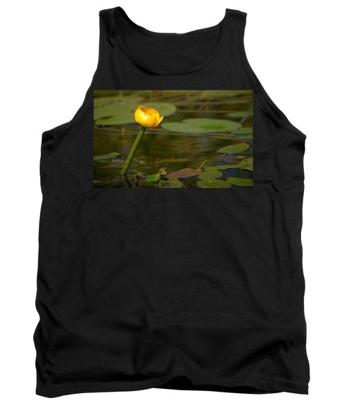 Tank Top featuring the photograph Spatterdock by Jouko Lehto