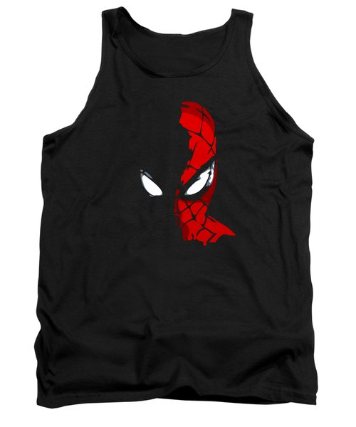 Spidey In The Shadows Tank Top