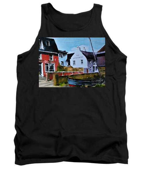 Spinaker In Scilly  Kinsale Tank Top