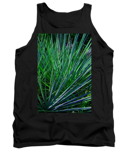 Tank Top featuring the photograph Splayed by Lenore Senior