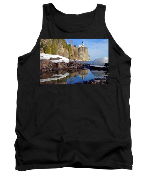 Split Rock Reflections Tank Top