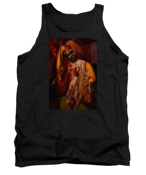 Spoils, The Clown Tank Top
